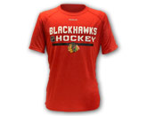 REEBOK ATHLETIC LOCKER ROOM T-SHIRT in CHICAGO BLACKHAWKS Found in: NHL > CHICAGO BLACKHAWKS > Clothing > T-Shirts