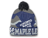 STADIUM KNIT WITH POM in TORONTO MAPLE LEAFS Found in: NHL > TORONTO MAPLE LEAFS > Clothing > Hats