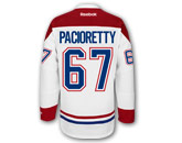 NHL > MONTREAL CANADIENS > Jerseys > REEBOK PREMIER JERSEY - RCS CUSTOMIZED - PACIORETTY