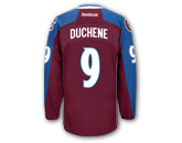 REEBOK PREMIER JERSEY - RCS CUSTOMIZED - DUCHENE in COLORADO AVALANCHE Found in: NHL > COLORADO AVALANCHE > Jerseys > Premier