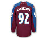 REEBOK PREMIER JERSEY - RCS CUSTOMIZED - LANDESKOG in COLORADO AVALANCHE Found in: NHL > COLORADO AVALANCHE > Jerseys > Premier