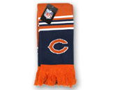 ADULT SCARF in CHICAGO BEARS Found in: NFL > CHICAGO BEARS > Clothing > Accessorie