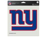 pic# 200376, style# NFLCLRDC8NYG for River City Sports product in: NFL > New York Giants > Souvenirs > Stickers