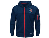 MAJESTIC PAYBACK MOMENT HOODY in BOSTON RED SOX Found in: MLB > Boston Red Sox > Clothing > Fleece