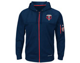 MAJESTIC PAYBACK MOMENT HOODY in MINNESOTA TWINS Found in: MLB > Minnesota Twins > Clothing > Fleece