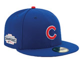 WS16 ONF CHAMPS CAP in CHICAGO CUBS Found in: MLB > Chicago Cubs > Clothing > Hats