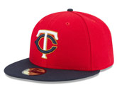 TWINS AC 5950 ALT2 GAME CAP in MINNESOTA TWINS Found in: MLB > Minnesota Twins > Clothing > Hats