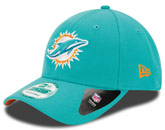 NEW ERA 9FORTY THE LEAGUE CAP in MIAMI DOLPHINS Found in: NFL > MIAMI DOLPHINS > Clothing > Hats