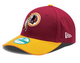 NEW ERA 9FORTY THE LEAGUE CAP in WASHINGTON REDSKINS Found in: NFL > WASHINGTON REDSKINS > Clothing > Hats