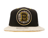 TWO TONE SNAP CAP in BOSTON BRUINS Found in: NHL > BOSTON BRUINS > Clothing > Hats