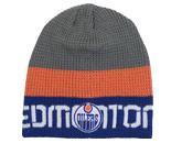 TEAM BEANIE in EDMONTON OILERS Found in: NHL > EDMONTON OILERS > Clothing > Hats