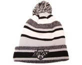 VINTAGE KNIT W/POM in LOS ANGELES KINGS Found in: NHL > LOS ANGELES KINGS > Clothing > Hats