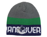 TEAM BEANIE in VANCOUVER CANUCKS Found in: NHL > VANCOUVER CANUCKS > Clothing > Hats