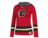 LDS JERSEY CREWDIE TEE in CALGARY FLAMES Found in: NHL > CALGARY FLAMES > Clothing > Fleece