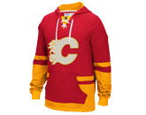CCM PULLOVER HOODY in CALGARY FLAMES Found in: NHL > CALGARY FLAMES > Clothing > Fleece