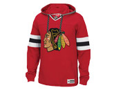 JERSEY HOODY in CHICAGO BLACKHAWKS Found in: NHL > CHICAGO BLACKHAWKS > Clothing > Fleece