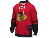 CCM PULLOVER HOODY in CHICAGO BLACKHAWKS Found in: NHL > CHICAGO BLACKHAWKS > Clothing > Fleece