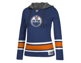 LDS JERSEY CREWDIE TEE in EDMONTON OILERS Found in: NHL > EDMONTON OILERS > Clothing > Fleece