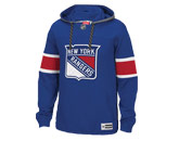 JERSEY HOODY in NEW YORK RANGERS Found in: NHL > NEW YORK RANGERS > Clothing > Fleece