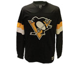 JERSEY L/S  SHIRT in PITTSBURGH PENGUINS Found in: NHL > PITTSBURGH PENGUINS > Clothing > T-Shirts