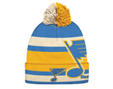 BLUES WINTER CLASSIC KNIT /POM in ST. LOUIS BLUES Found in: NHL > ST. LOUIS BLUES > Clothing > Hats