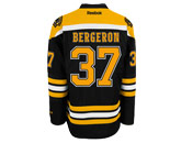 NHL > BOSTON BRUINS > Jerseys > BERGERON RBK BLACK