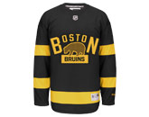 NHL > BOSTON BRUINS > Jerseys > PREMIER ALT 2017 JERSEY
