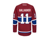 NHL > MONTREAL CANADIENS > Jerseys > GALLAGHER RBK JERSEY