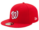 5950 AC.PERF '17 CAP in WASHINGTON NATIONALS Found in: MLB > Washington Nationals > Clothing > Hats