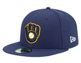 5950 AC.PERF '17 CAP in MILWAUKEE BREWERS Found in: MLB > Milwaukee Brewers > Clothing > Hats