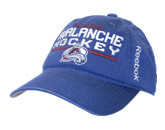 LOCKER ROOM SLOUCH CAP in COLORADO AVALANCHE Found in: NHL > COLORADO AVALANCHE > Clothing > Hats