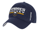 LOCKER ROOM SLOUCH CAP in BUFFALO SABRES Found in: NHL > BUFFALO SABRES > Clothing > Hats