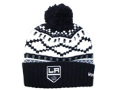 CUFFED KNIT W/POM in LOS ANGELES KINGS Found in: NHL > LOS ANGELES KINGS > Clothing > Hats