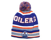 OILERS POM POM TOQUE in EDMONTON OILERS Found in: NHL > EDMONTON OILERS > Clothing > Hats