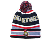 SENATORS POM POM TOQUE in OTTAWA SENATORS Found in: NHL > OTTAWA SENATORS > Clothing > Hats