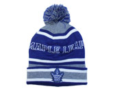 POM POM TOQUE in TORONTO MAPLE LEAFS Found in: NHL > TORONTO MAPLE LEAFS > Clothing > Hats