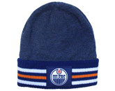 THERMAL BEANIE in EDMONTON OILERS Found in: NHL > EDMONTON OILERS > Clothing > Hats