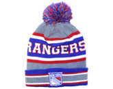 POM POM TOQUE in NEW YORK RANGERS Found in: NHL > NEW YORK RANGERS > Clothing > Hats