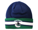 CAPTAINS KNIT TOQUE in VANCOUVER CANUCKS Found in: NHL > VANCOUVER CANUCKS > Clothing > Hats