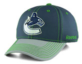 TWO TONE FLEX CAP in VANCOUVER CANUCKS Found in: NHL > VANCOUVER CANUCKS > Clothing > Hats