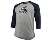2 TO 1 MARGIN RAGLAN in CHICAGO WHITE SOX Found in: MLB > Chicago White Sox > Clothing > Shirts