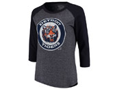 TIGERS 2 TO 1 MARGIN RAGLAN in DETROIT TIGERS Found in: MLB > Detroit Tigers > Clothing > Shirts
