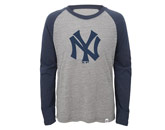 2 TO 1 MARGIN RAGLAN in NEW YORK YANKEES Found in: MLB > New York Yankees > Clothing > Shirts