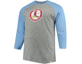 CARDINALS 2 TO 1 MARGIN RAGLAN in ST. LOUIS CARDINALS Found in: MLB > St. Louis Cardinals > Clothing > Shirts