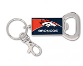 BOTTLE OPENER KEYRING in DENVER BRONCOS Found in: NFL > DENVER BRONCOS > Souvenirs > Keychains