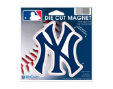 DIE CUT MAGNET in NEW YORK YANKEES Found in: MLB > New York Yankees > Souvenirs > Magnets