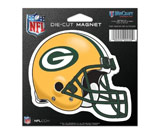 DIE CUT MAGNET in GREEN BAY PACKERS Found in: NFL > GREEN BAY PACKERS > Souvenirs > Magnets