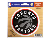 DIE CUT MAGNET in TORONTO RAPTORS Found in: NBA > TORONTO RAPTORS > Souvenirs > Magnets