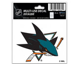 LOGO DECAL in SAN JOSE SHARKS Found in: NHL > SAN JOSE SHARKS > Souvenirs > Stickers