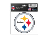 MULTI USE DECAL in PITTSBURGH STEELERS Found in: NFL > PITTSBURGH STEELERS > Souvenirs > Stickers
